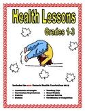 Health Grades 1-3