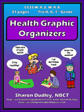 Health Graphic Organizers