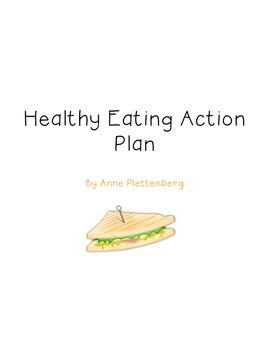 Health: Healthy Eating - Action Plan