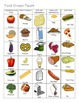 Health: Healthy Eating - Food Groups Puzzle