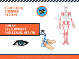 Health - Human Development and Sexual Health - Gr. 1 - Body Parts-Senses-Hygiene