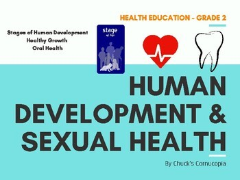 Health - Human Development and Sexual Health - Gr. 2 - 5 Stages - Oral Health