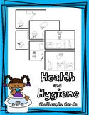 Health & Hygiene Clothespin Cards