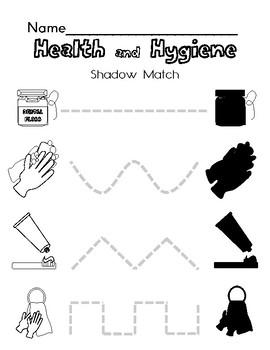 Health & Hygiene Shadow Match