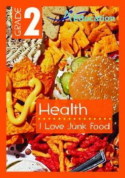 Health Food And Junk Food Worksheets & Teaching Resources | TpT