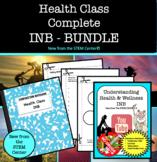 Health INB - Interactive Notebook - Bundle