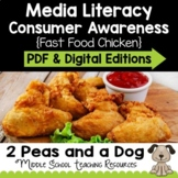 Health Lesson: Consumer Awareness Lesson - Fast Food Chicken