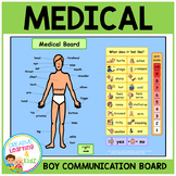 Health Medical Board (BOY) Body Parts Autism