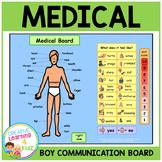 Health Medical Board (BOY) Body Parts Autism