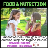 Nutrition & Food Groups Healthy Living PRINT & Google Classroom™