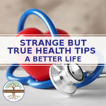 Health Nerd:  Video Guide - 11 Strange but True Health Tips