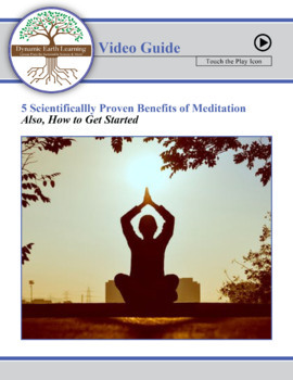 Health Nerd:  Video Guide - 5 Scientifically Proven Benefits of Meditation