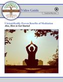Why Meditation? For Kids - Benefits of Meditation - distance learning