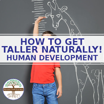 Health Nerd:  Video Guide -How to get taller Naturally