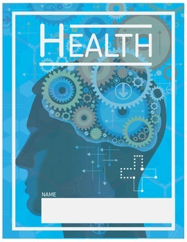 Health Notebook Cover