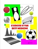 Health - Nutrition and Fitness Full Lesson Plan