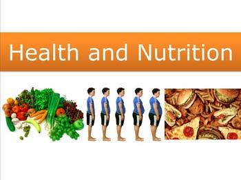 Health, Nutrition, and Strange Food
