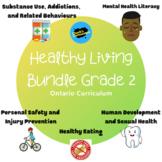 Health - Ontario Healthy Living Bundle - Grade 2