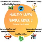 Health - Ontario Healthy Living Bundle - Grade 3