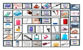 Health & Personal Hygiene Board Game