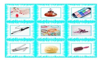 Health & Personal Hygiene Cards