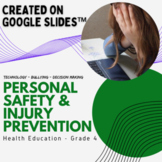 Health - Personal Safety and Injury Prevention - Junior 4
