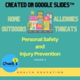 Health - Personal Safety and Injury Prevention - Primary 2