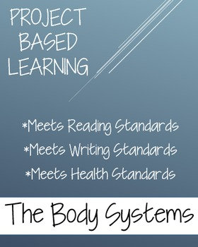 Body Systems {Health} PBL Activity