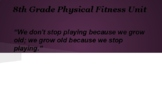 Health Related Fitness (PowerPoint)