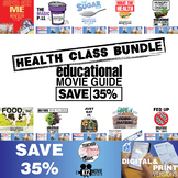 Health Class Movie Guide Bundle - Save over 35%