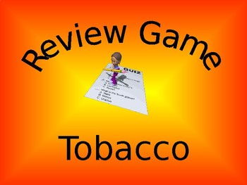 Health Review Game (Tobacco)