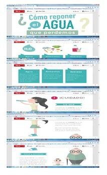 Health (Salud) - infographics