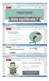 Health (Salud) - infographics