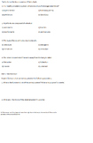 Health Science Exam