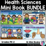 Health Sciences Mini Book Bundle for Early Readers