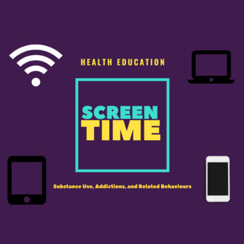 Health - Screen Time