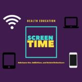 Health - Screen Time