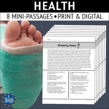 Health Short Reading Passages