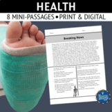 Health Reading Passages