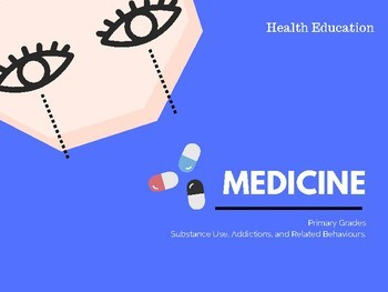 Health - Substance Use, Addictions, and Related Behaviours Primary Bundle