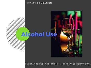 Health - Substance Use, Addictions, and Related Behaviours Elementary Package