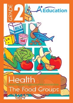 Health - The Food Groups - Grade 2