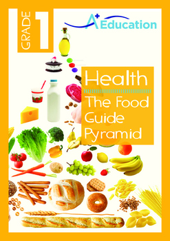 Health - The Food Guide Pyramid - Grade 1