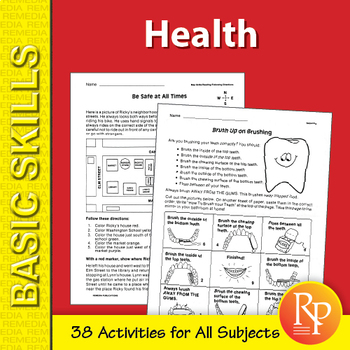Health: Thematic Unit for All Subjects
