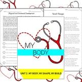Health Unit 2: My Body
