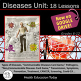Disease Prevention and Treatment: Get 15 Fun, Interactive Diseases Lessons!
