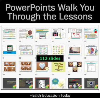 Disease Prevention and Treatment: 3 Weeks of Fun, Interactive Diseases Lessons