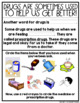 Drugs and Alcohol Pack for Red Ribbon Week and Beyond