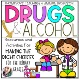 Red Ribbon Week Drugs and Alcohol Lesson Plans
