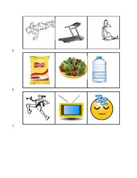Health Unit Spanish Test